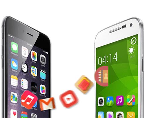 Прехвърляне на информация GSM Сервиз за телефони